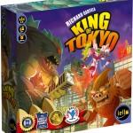 Jeu de société: King of Tokyo