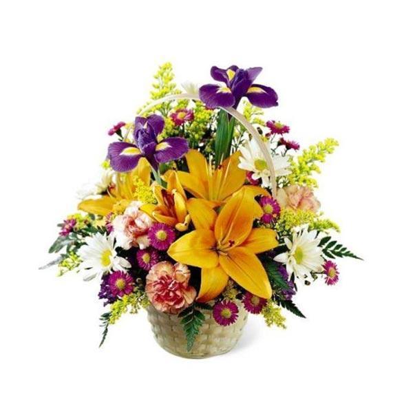 Bouquet de fleurs (Merveilles naturelles)