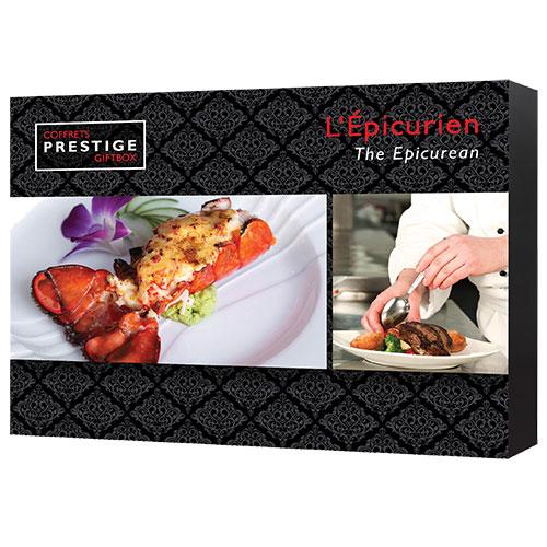 Coffrets Prestige : L'épicurien