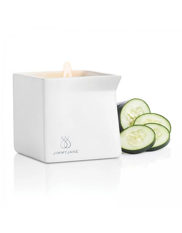 Chandelle de Massage Parfum – Concombre