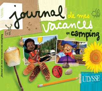 Journal de mes vacances en camping