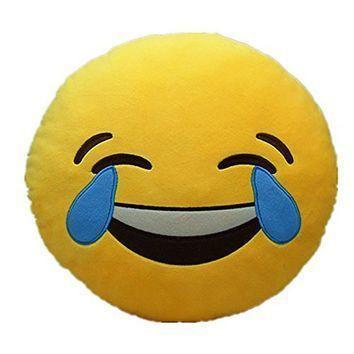 Coussin Emoji Smile