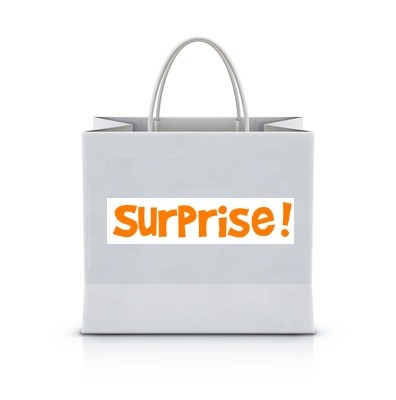 Sac surprise de bijoux!