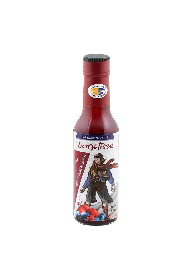 Sauce piquante – La Métisse de Camerise Mistouk