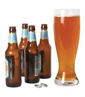 Verre à bière géant