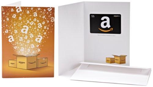 Carte-cadeau Amazon 15$ à 1000$