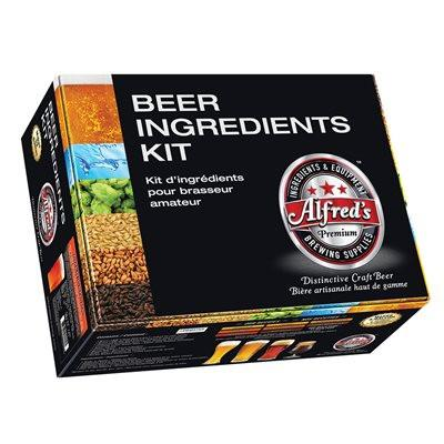 Ensemble Irish Stout (requiert kit alfred)