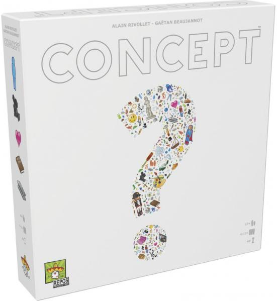 Jeu – Concept