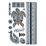 Tattoo - La guerrière Maorie