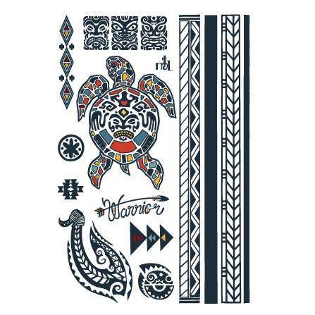Tattoo – La guerrière Maorie