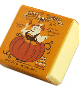 Madame Butternut – Savon à la citrouille
