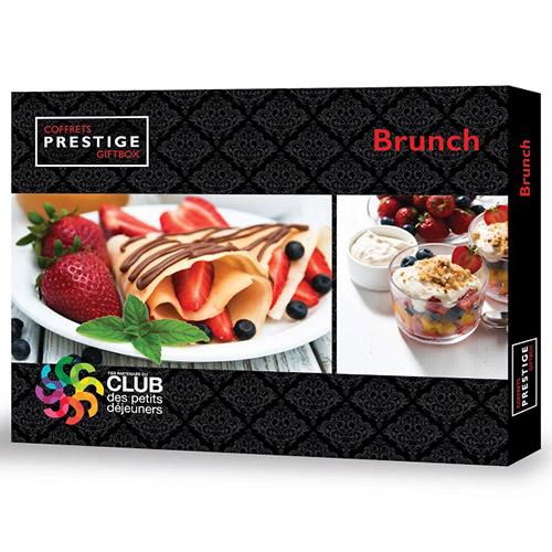 Coffrets Prestige : Brunch