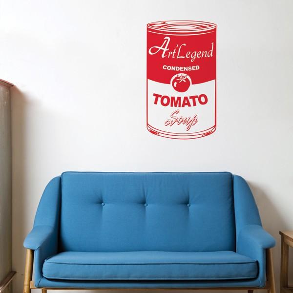 Cliquez ici pour acheter Collant – Soupe aux tomates