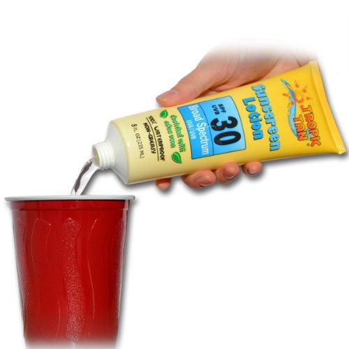 Flasque – Crème solaire