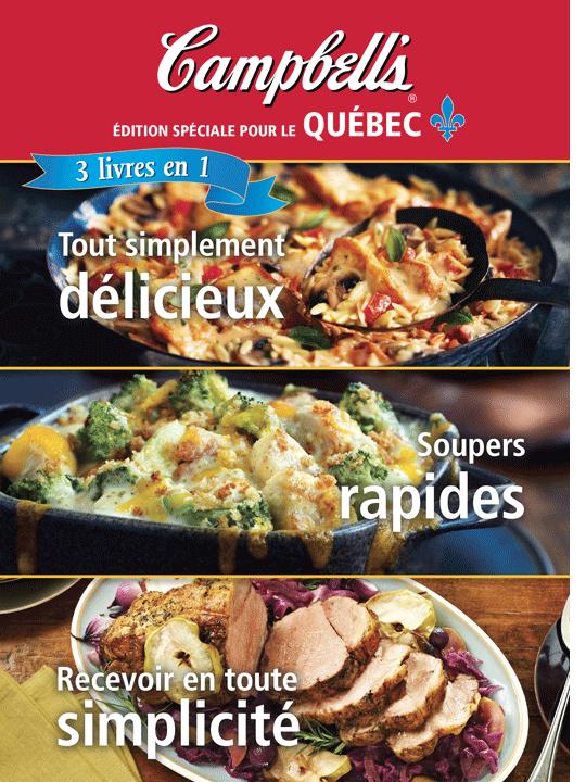 Cliquez ici pour acheter Campbell's – Édition spéciale Québec!