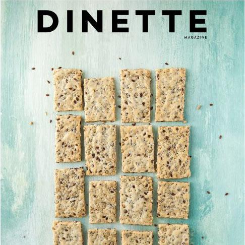 Abonnement à Dinette magazine!