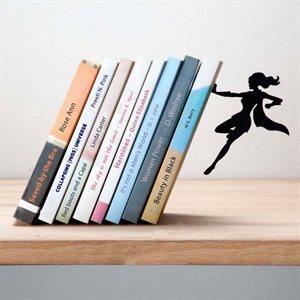 Serre-livres Super Girl!