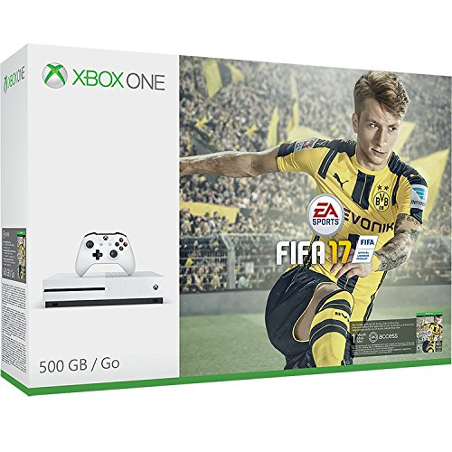 Duo Xbox One S 500GB + FIFA 17