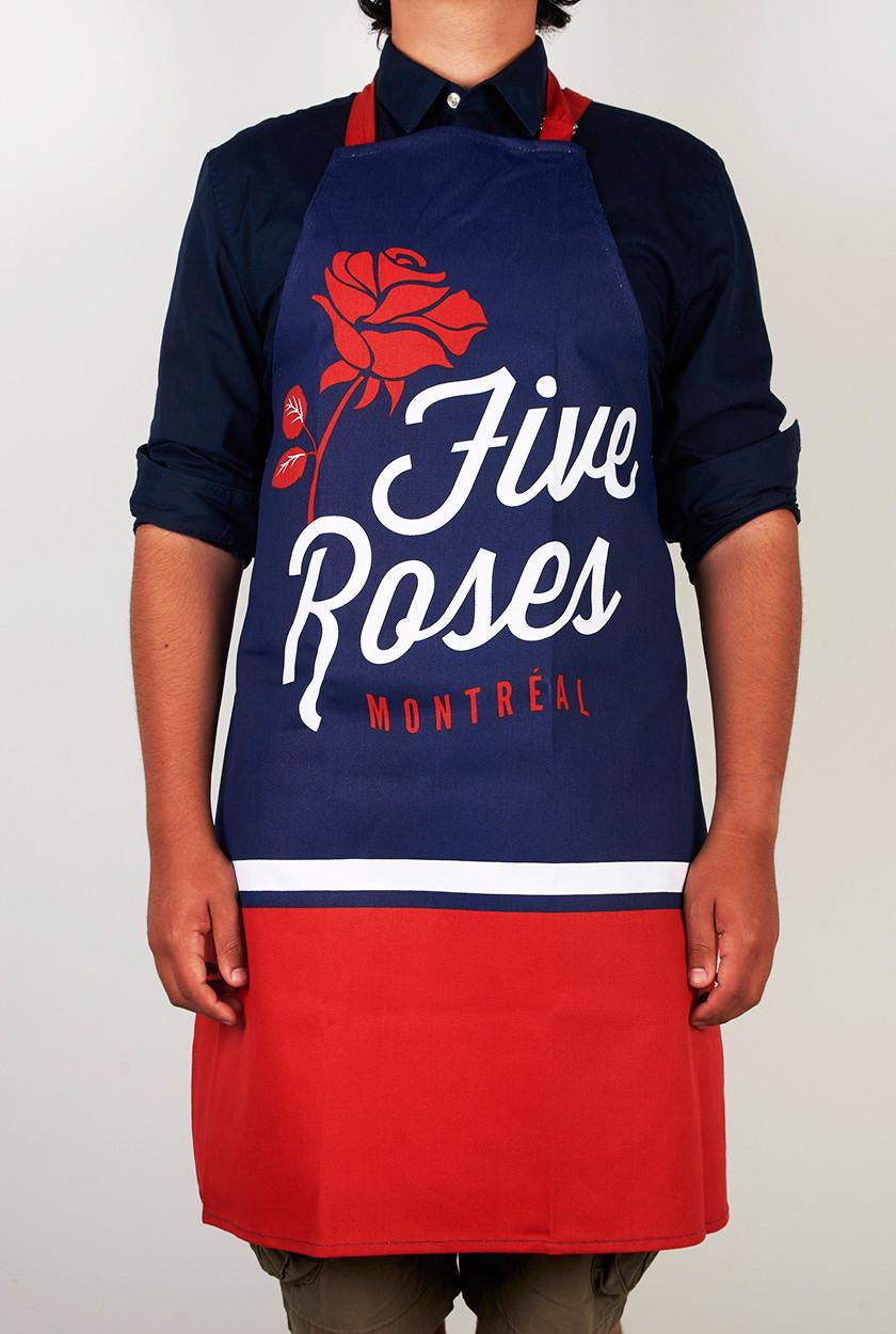 Cliquez ici pour acheter Tablier Farine Five Roses