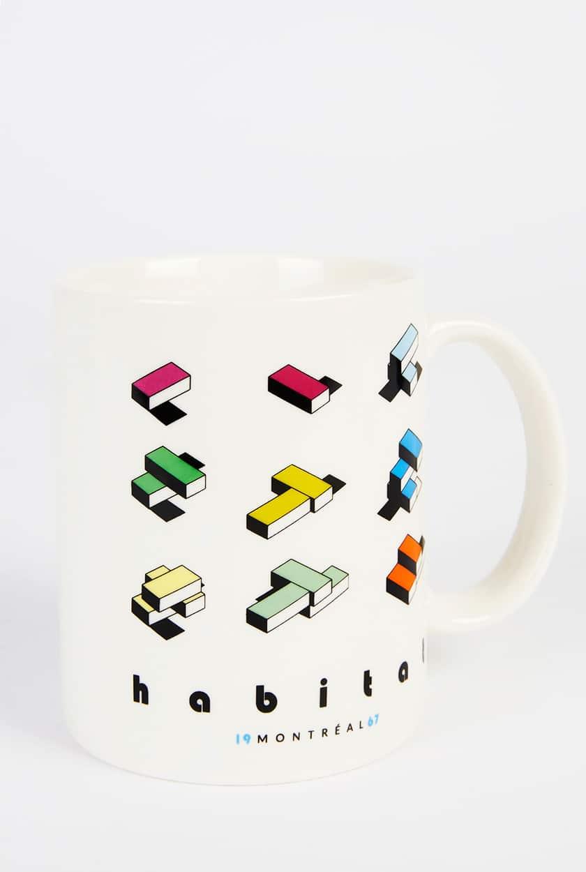 Tasse – Habitat 67