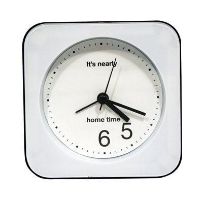 Horloge pour optimiste