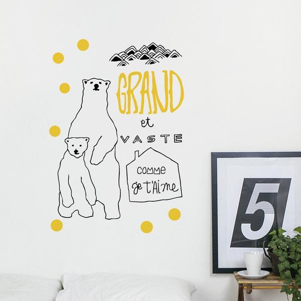 Cliquez ici pour acheter Collant – Grand et Vaste