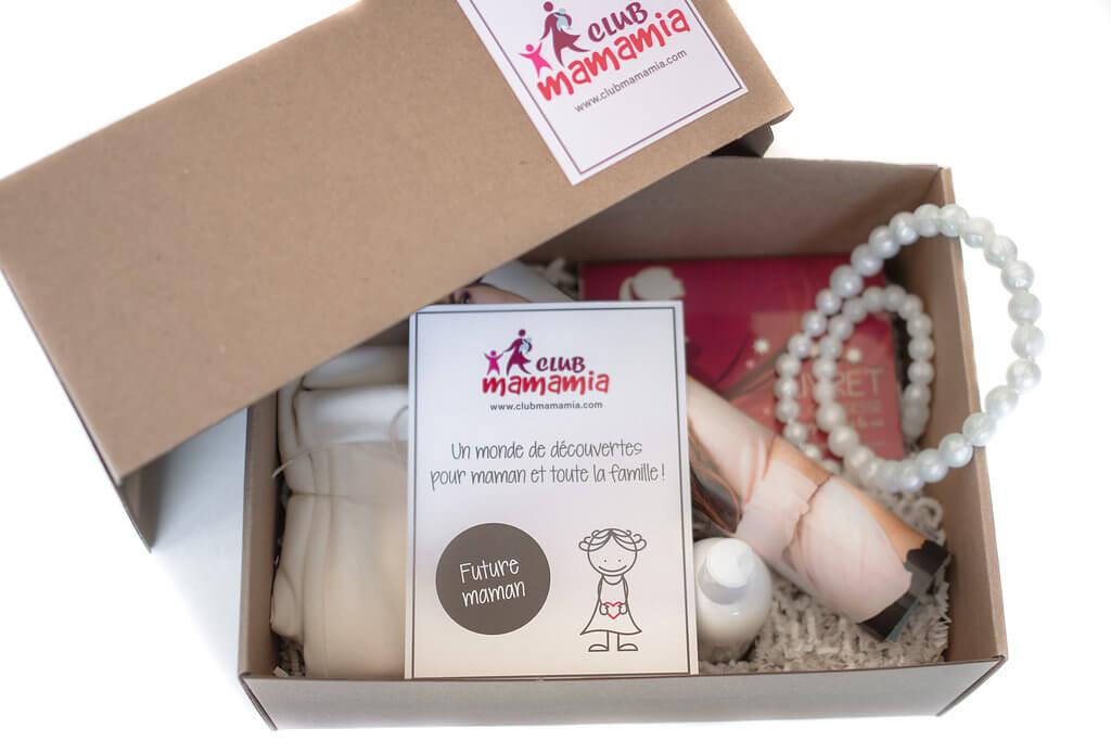 Boîte Découverte pour Future Maman