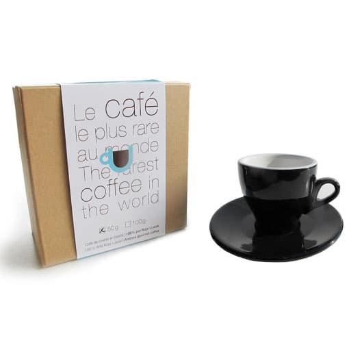 Café le plus rare au monde – Ensemble cadeau