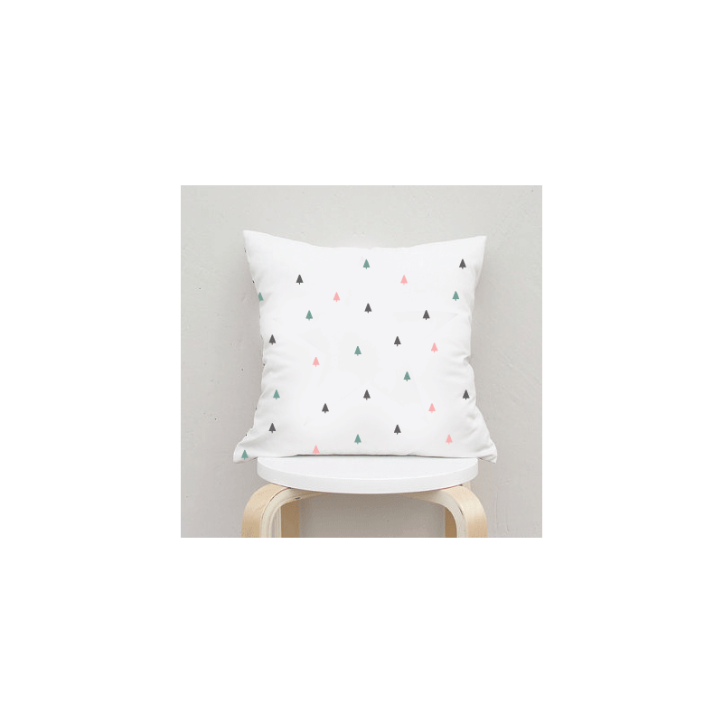 Coussin – Petits sapins