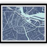 Affiche- Amsterdam