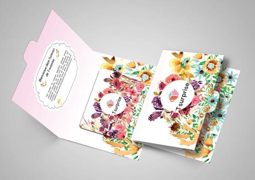 Carte cadeau T-Surprise 3 mois
