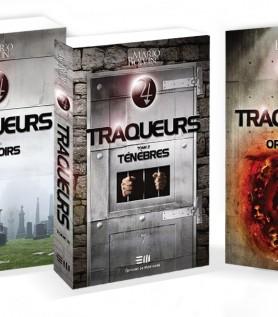 Livres : La trilogie Traqueurs