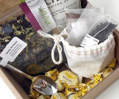 Abonnement à T Surprise Un beau cadeau pour découvrir des nouveaux thés (boîtes)!