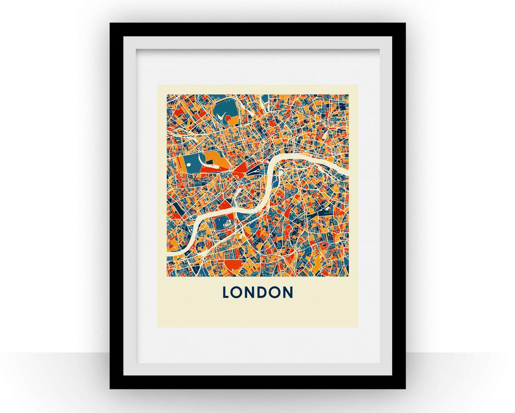 Affiche – Londres