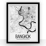 Affiche - Bangkok