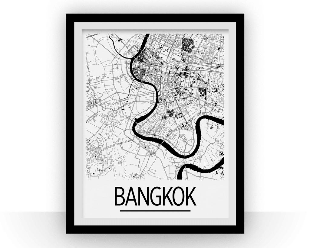 Affiche – Bangkok