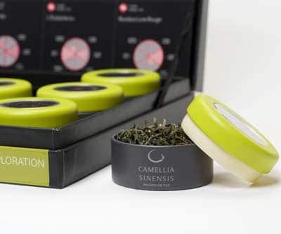 Thé & accessoires Une belle section pour les amateurs de thé!