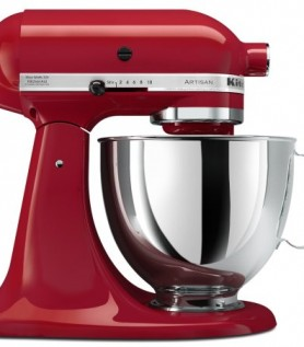 Batteur sur socle de KitchenAid
