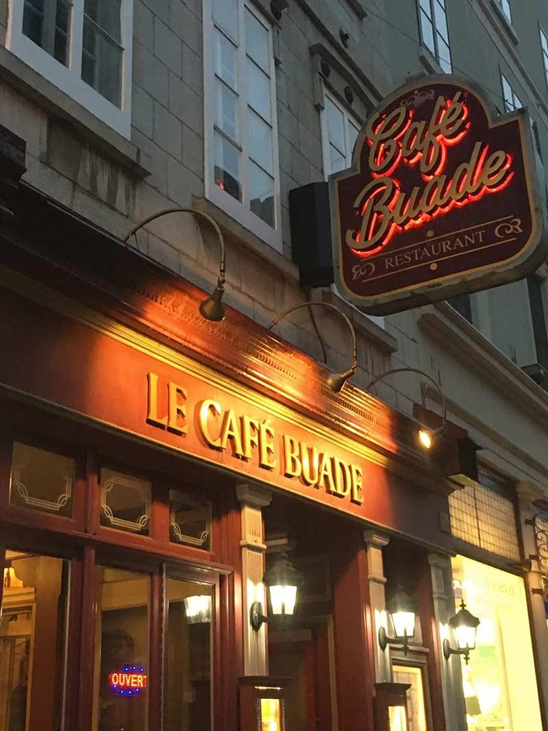 Cliquez ici pour acheter Forfait Café Buade