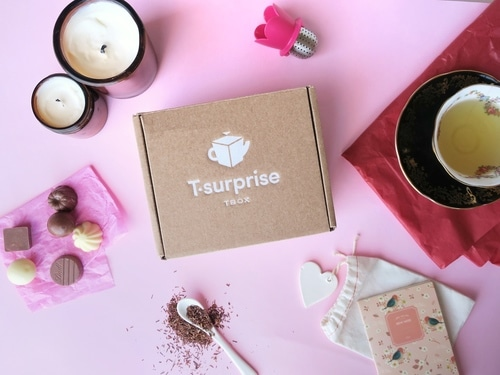 T-Surprise – Coffret Saint Valentin