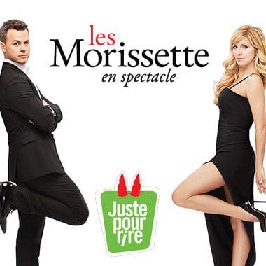 Juste pour rire – Les Morissette