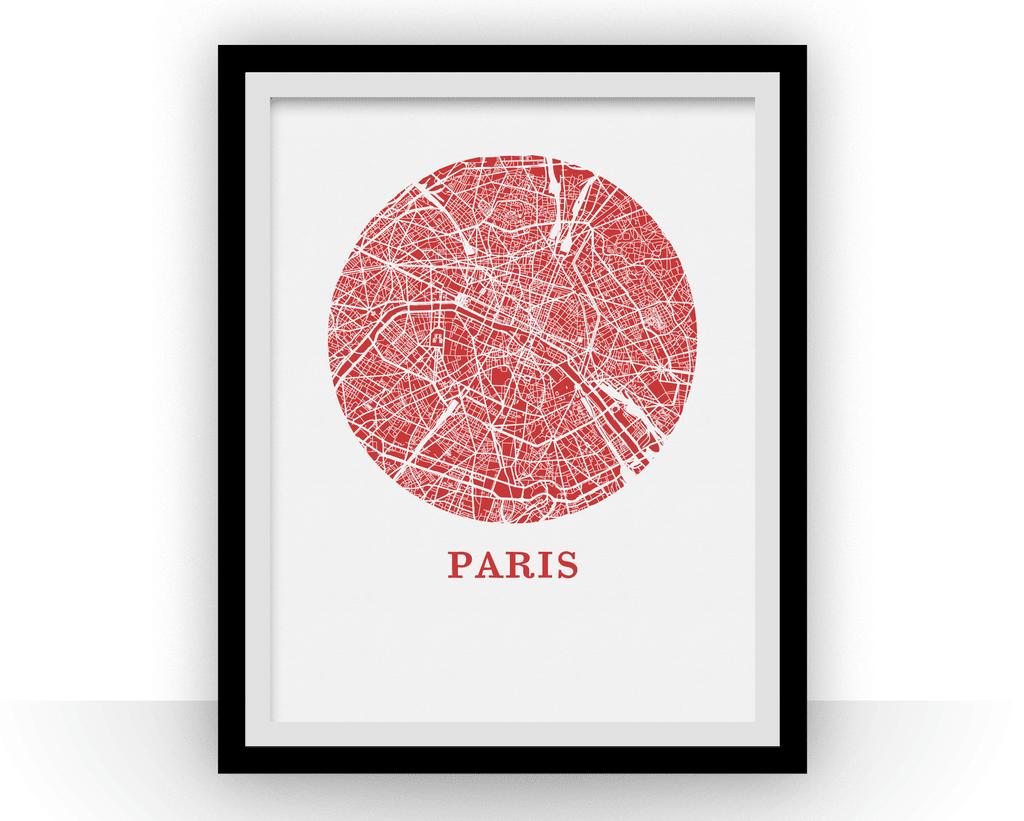 Affiche – Paris