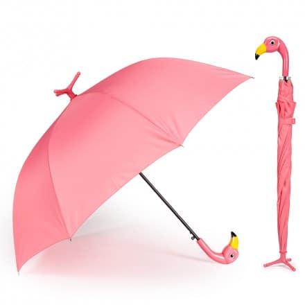 Cliquez ici pour acheter Parapluie flamingo