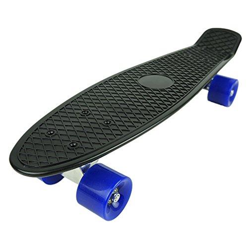 Mini skateboard rétro