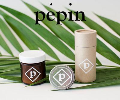 Pépin Produits naturels et faits à la main!