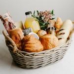 Déjeuner en cadeau - Panier gourmand familial
