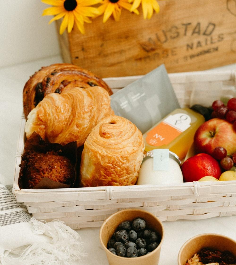 Cliquez ici pour acheter Déjeuner en cadeau – Péché du boulanger