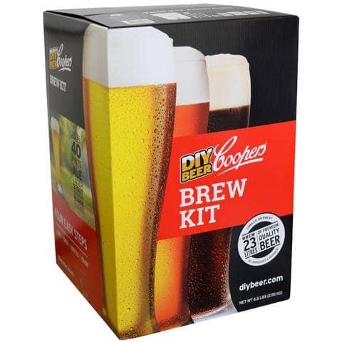 Kit de bière DIY de Coopers