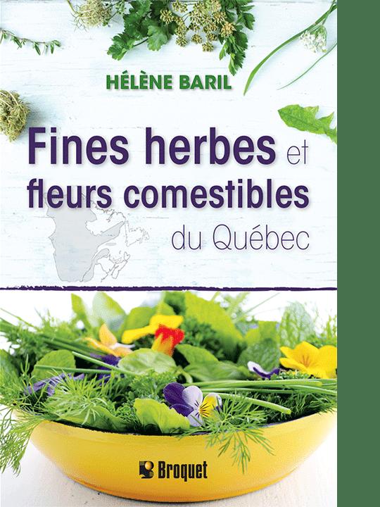 Cliquez ici pour acheter Fines herbes et fleurs comestibles du Québec