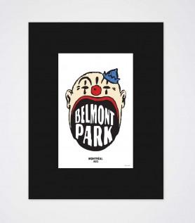 Affiche – Parc Belmont